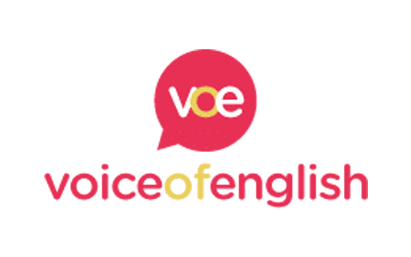 Voice of English